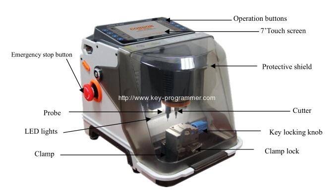 xc mini-clé machine de découpe-pic-1