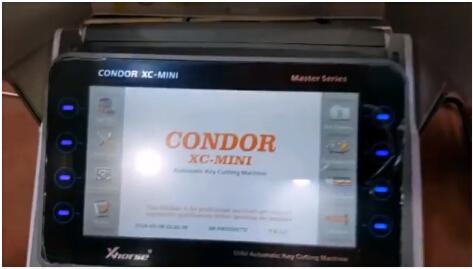 コンドルXCミニカットフォード-鍵-1
