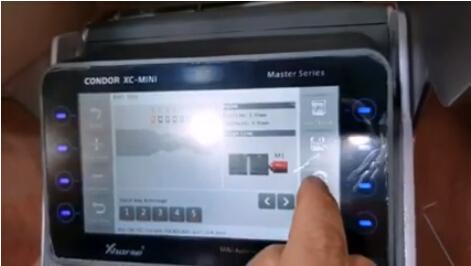 xc Condor mini-cut ford-key-9