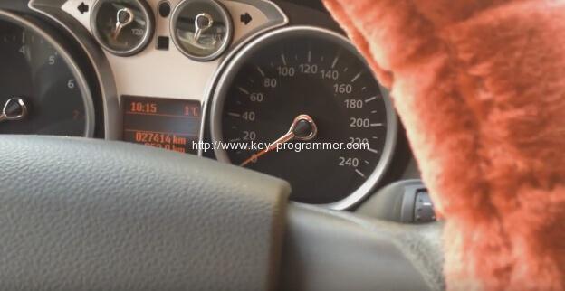 skp900-tour allumage-off
