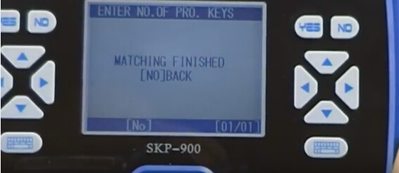 skp900プログラム-VWゴルフ鍵15