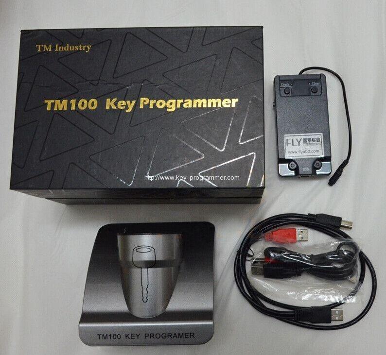 TM100-トランスポンダキープログラマ