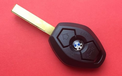 BMW key immobilizer 1-3
