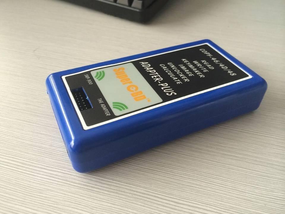 SKP900 4D 46 48 adapter