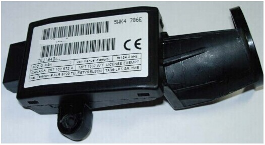 How to use Chrysler Pin code reader