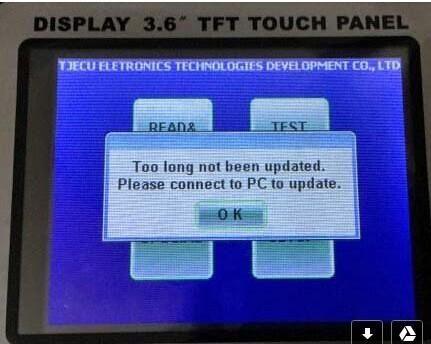 cn900-key-programmer-update-error