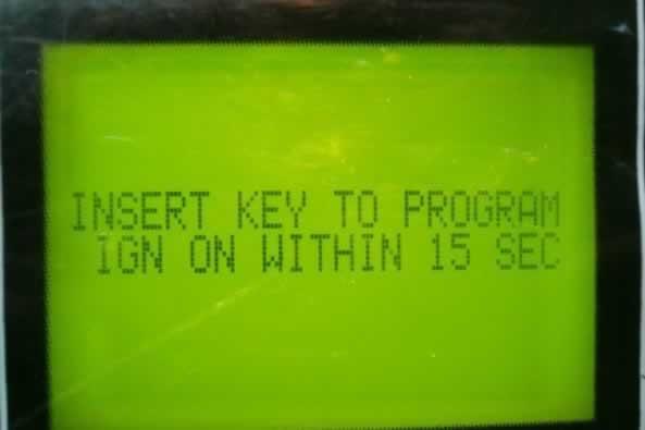 T300 program Peugeot 307 key 17-17