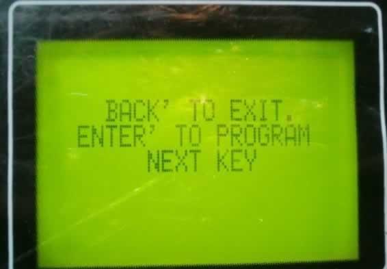 T300 program Peugeot 307 key 18-18