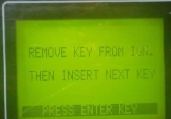 T300 program Peugeot 307 key 19-19