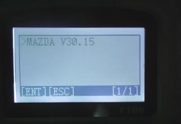 obdstar f10 program key Mazda 6 2-2