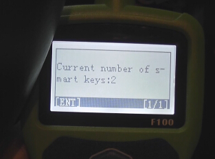 obdstar f10 program key Mazda 6 29-29