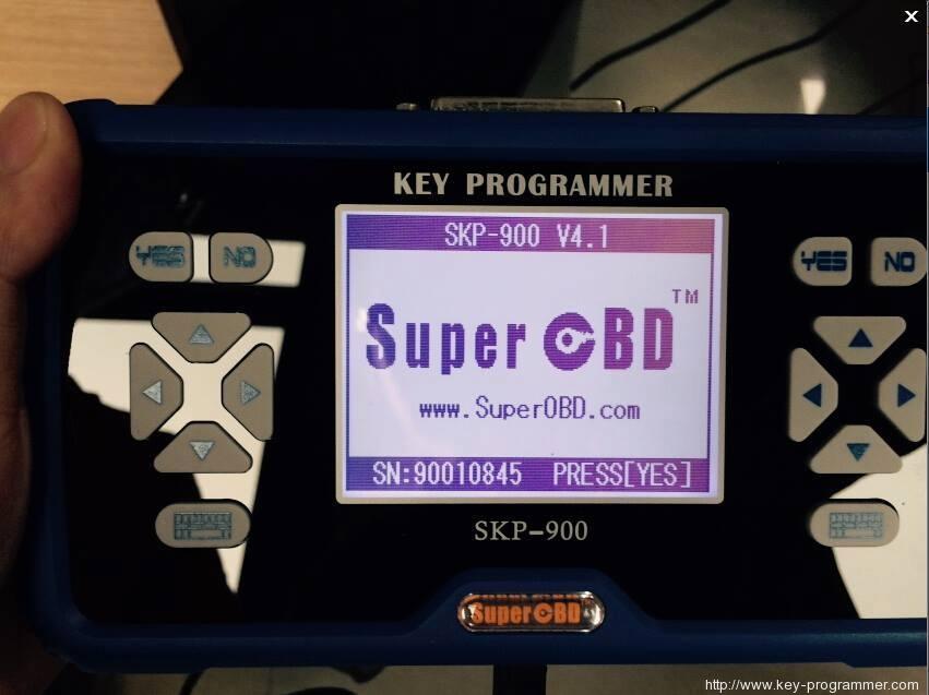 skp900 key programmer v4.1 3-2