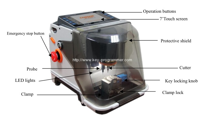 xc-mini-key-cutting-machine-pic-1