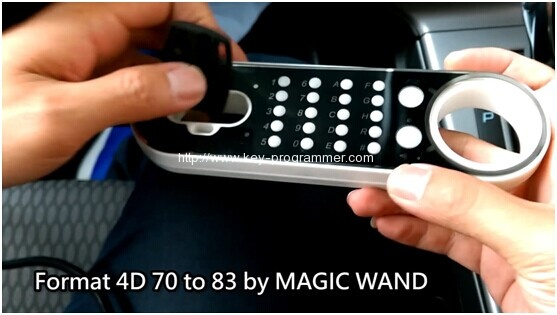 magic wand f100 program ford focus 4-4