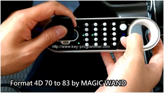 magic wand f100 program ford focus 5-5
