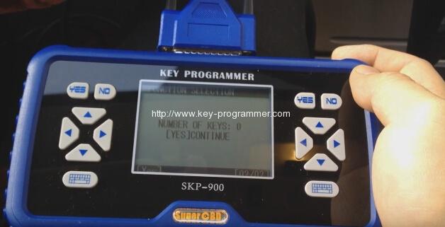 skp900 key progranner add new key 11-11