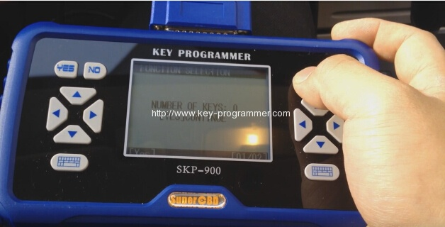 skp900 key progranner add new key 16-16