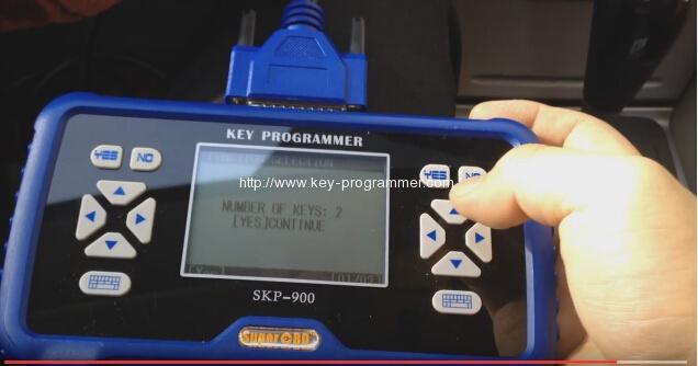 skp900 key progranner add new key 19-19