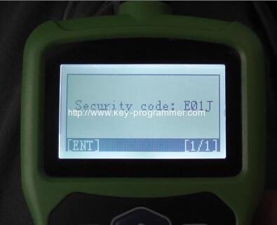 obdstar f108 program peugeot 508 smart key 12-10