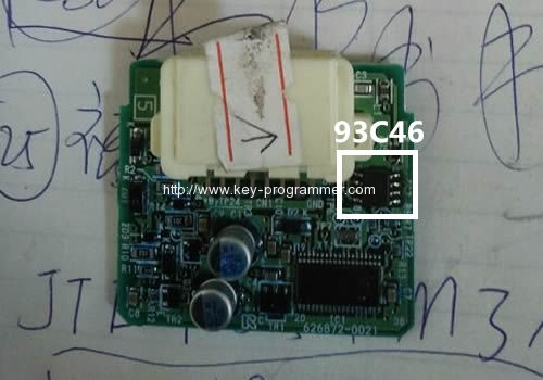 toyota previa key programming 3-5
