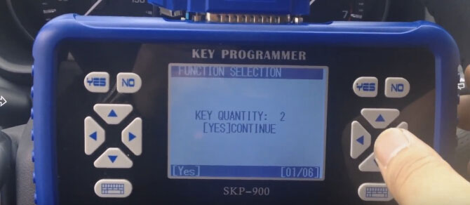 sk900 program landrover keys 15-15