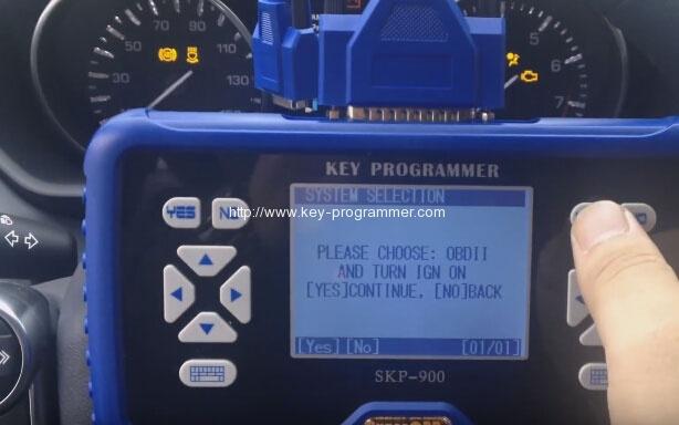 sk900 program landrover keys 8-8
