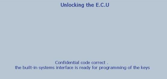 Lexia 3 PP2000 program peugeot 307 keys 13-16