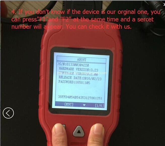register obdstar tool 4-4