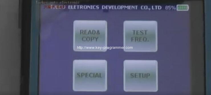 toyota 4d71 chip nd900 mini 4-5