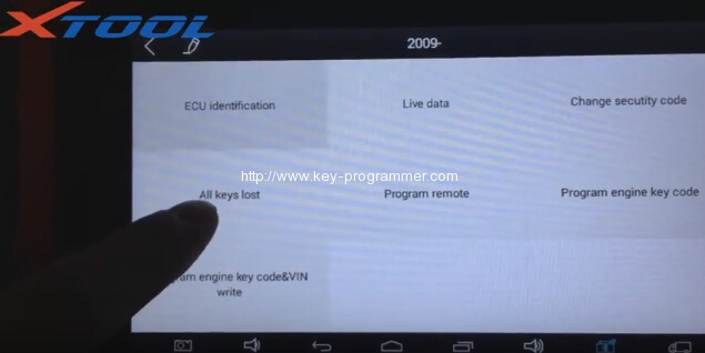 xtool x100 pad program mitsubishi outlander key 9-9