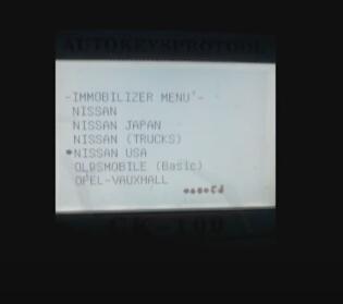 ck100 program nissan sentra key 4-4