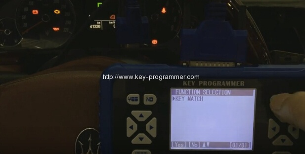 skp900 program maserati remote key 5-5