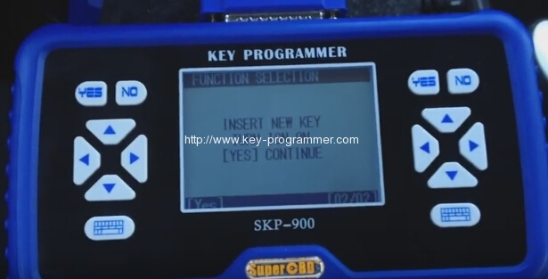 skp900 smart 451 key progrmaming 11-11