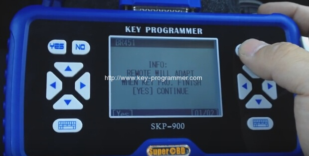 skp900 smart 451 key progrmaming 4-4