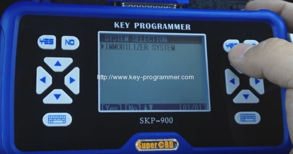 skp900 smart 451 key progrmaming 5-5