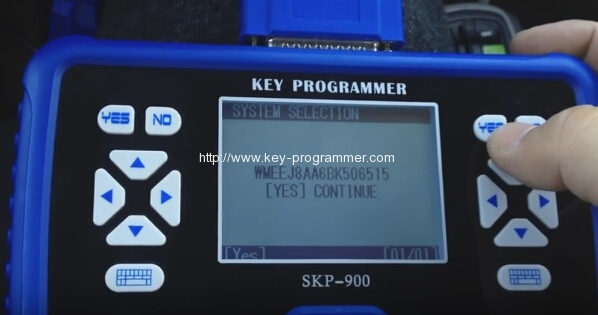 skp900 smart 451 key progrmaming 7-7