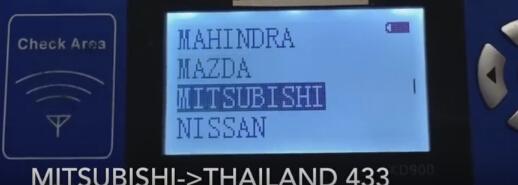 mitsubishi triton by key master 3-3