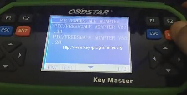 obdstar key master vw polo 4-4