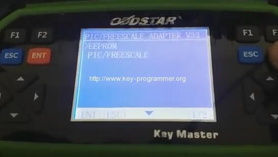 obdstar key master vw polo 5-5