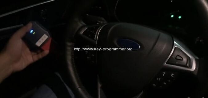 xtool x100c program ford edge key 1-2