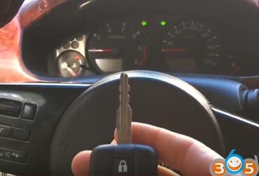Super SBB2 Program Nissan Navara Remote Key Success