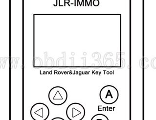 How to Register and Update Lonsdor JLR IMMO Key Programmer