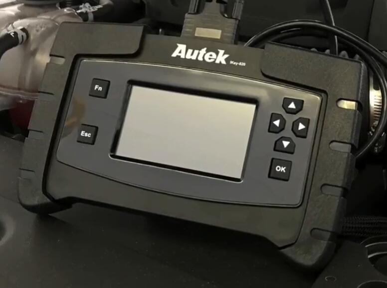 Autek Ikey820 Key Programmer Review – A Ford Beast