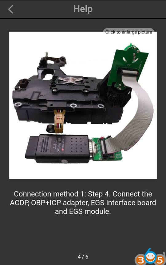 How to Clear BMW EGS ISN with Yanhua Mini ACDP?