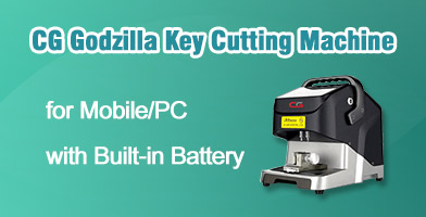 CG Godzilla Key Cutting Machine Vehicle List