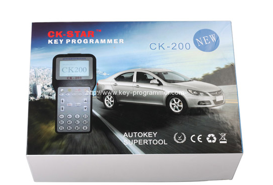 CK200 CK-200 Auto key programmer update to v40.07