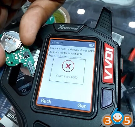 How to Generate Suzuki ID47 Remote by VVDI Key Tool