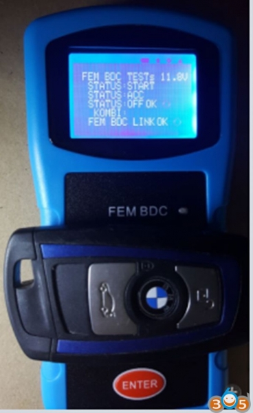How to use BMW FEM/BDC Test Platform