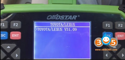 OBDSTAR X300 Pro3  Works Good on Asian Models Nissan Toyota etc