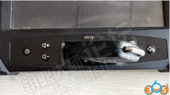 Program VW Polo 2009 4th IMMO NEC+24C32 Key with Lonsdor K518
